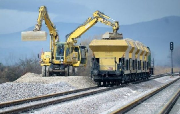 Ολοκληρώνεται η σιδηροδρομική γραμμή που συνδέει τη Φλώρινα με το Μοναστήρι