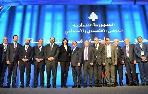 Η βραβευμένη Υπ. Τουρισμού Ελ. Κουντουρά παρουσίασε τη στρατηγική της Ελλάδας στον Λίβανο