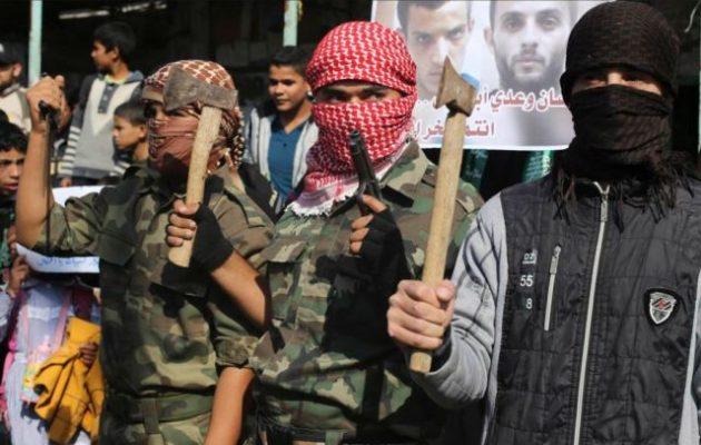 Οι βίαιες ταραχές στη Γάζα σχέδιο της ισλαμιστικής Χαμάς για καταστροφή του Ισραήλ