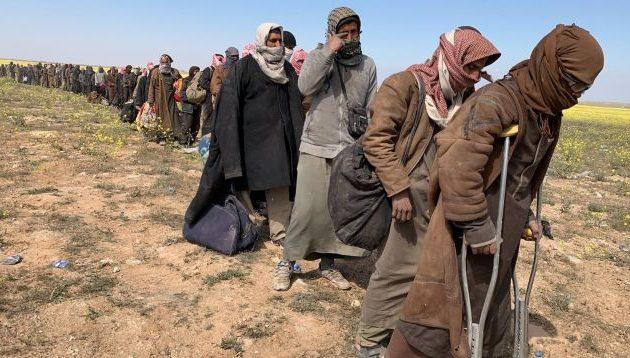 Κούρδοι βουλευτές αναζητούν Κούρδους τζιχαντιστές μεταξύ των αιχμαλώτων