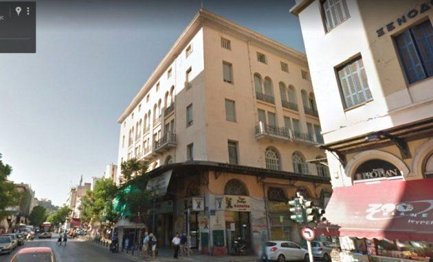 Σε πολυτελές ξενοδοχείο μεταμορφώνεται κτίριο στην Βαρβάκειο