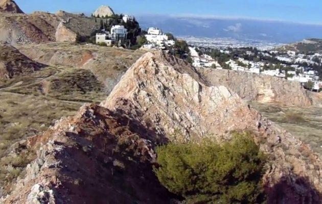 Πτώμα βρέθηκε σε βραχώδη περιοχή στα Τουρκοβούνια