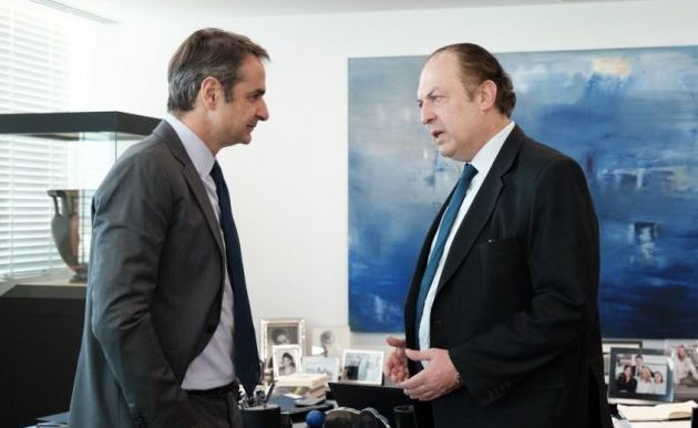 Ο Μητσοτάκης «τσίμπησε» κι άλλο βουλευτή – Γιώργος Λαζαρίδης πρώην ΑΝΕΛ