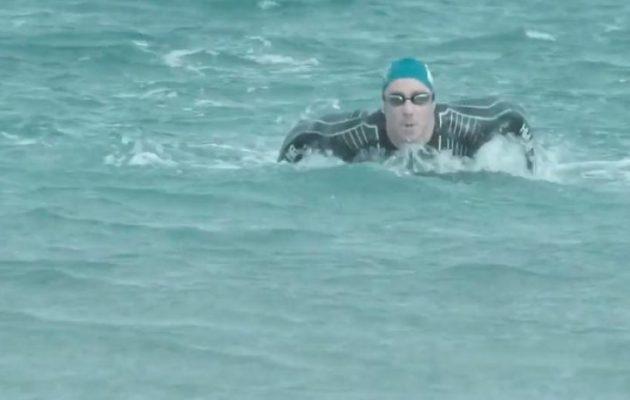 Τα μυστικά του ΙRONMAN 70.3 Greece, Costa Navarino από τον OΠΑΠ Champion Γρηγόρη Σουβατζόγλου (βίντεο)