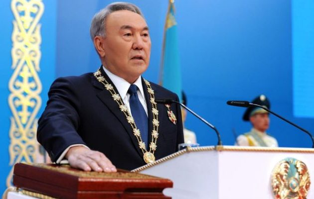 Παραιτήθηκε ο πρόεδρος του Καζακστάν Ναζαρμπάγεφ μετά από 28 χρόνια