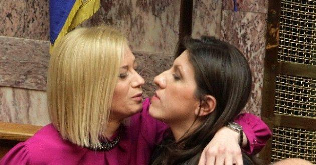 Ραχήλ Μακρή: Είχαν πει ότι είχα σχέση με τη Ζωή Κωνσταντοπούλου (βίντεο)