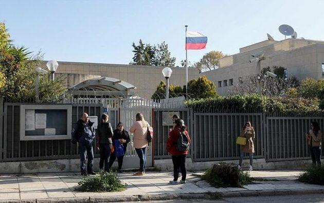 Επίθεση με χειροβομβίδα στο Ρωσικό Προξενείο στο Χαλάνδρι – Καταδικάζει το ΥΠΕΞ