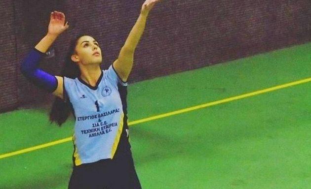 Θρήνος στο ελληνικό βόλεϊ – Σκοτώθηκε σε τροχαίο 18χρονη αθλήτρια