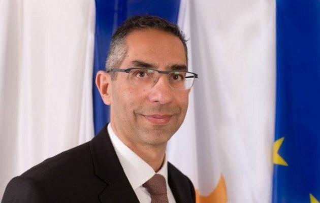 Σάββας Αγγελίδης: Στόχος η διασφάλιση των κυριαρχικών δικαιωμάτων της Κύπρου