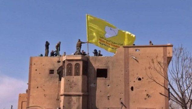 Λευκός Οίκος: «Το εδαφικό χαλιφάτο του Ισλαμικού Κράτους εξαλείφθηκε στη Συρία»