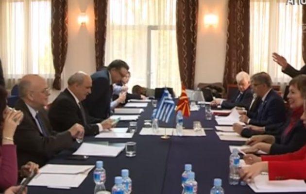 Η αρχαία Μακεδονία μόνο ελληνική – Τι συμφωνήθηκε στα Σκόπια (βίντεο)