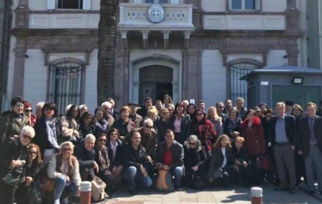 Μικρασιάτες επέστρεψαν στη Σμύρνη για την Κυριακή της Ορθοδοξίας