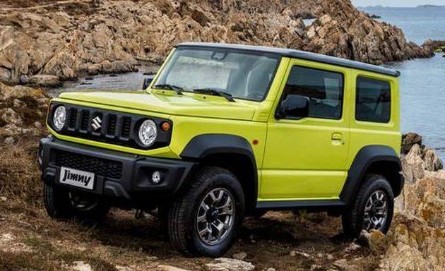 Νέο Suzuki JIMNY! O δρόμος για την επιτυχία στα World Car Awards 2019 συνεχίζεται