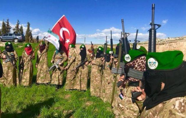 Δείτε τις τζιχαντίστριες του Ερντογάν στη βόρεια Συρία (φωτο)