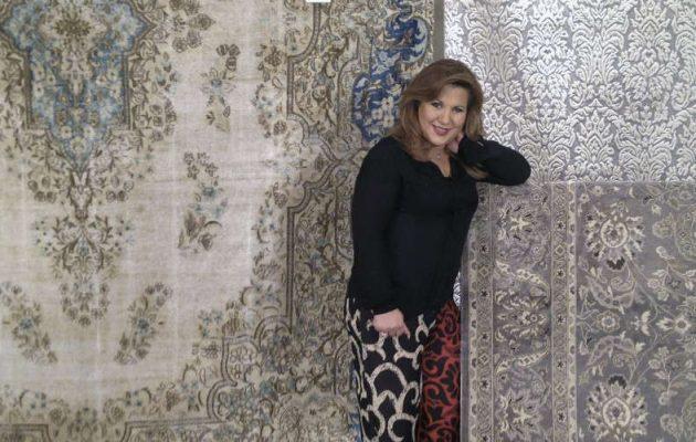 Τι δήλωσε η Δέσποινα Μοιραράκη για τα σενάρια πτώχευσης και πλειστηριασμού της περιουσίας της (βίντεο)