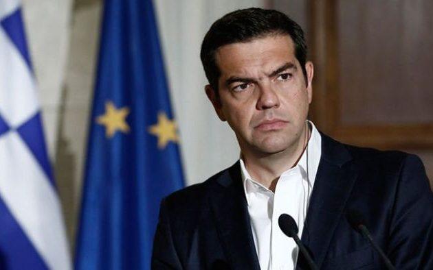 Στην Αλβανία πρωτοσέλιδα τρόμου: «Ο Τσίπρας επιτίθεται» και «απειλεί»
