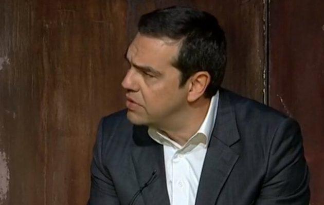 Το ξέκοψε ο Τσίπρας: Δεν θα γίνουν εθνικές εκλογές μαζί με τις ευρωεκλογές (βίντεο)