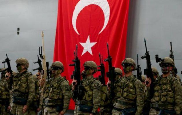 Τα Ηνωμένα Αραβικά Εμιράτα καταδίκασαν την απόφαση της Τουρκίας για εισβολή στη Λιβύη