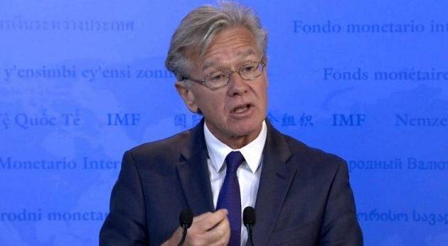 ΔΝΤ: Σε πολύ καλύτερη πορεία η ελληνική οικονομία