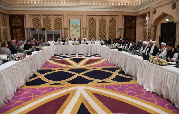 «Στο όριο» σύναψης συμφωνίας μεταξύ ΗΠΑ και Ταλιμπάν για ειρήνη στο Αφγανιστάν