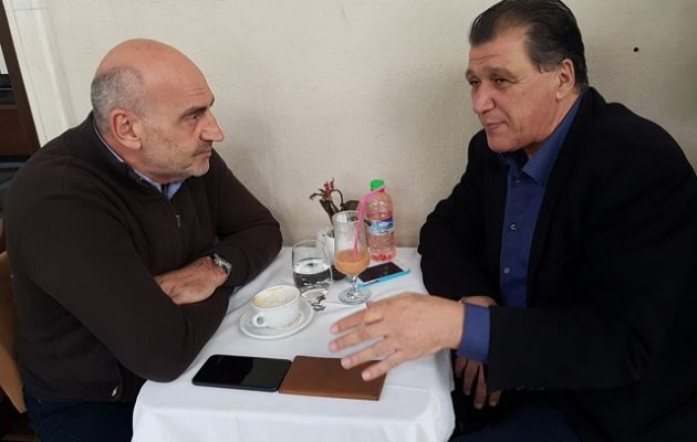 Συμμαχία γαλάζιων «ανταρτών» Βουλγαράκη- Ορφανού- Αντώναρου  για να «χτυπήσουν» Μητσοτάκη