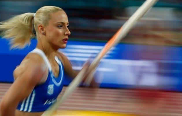 Ευρωπαϊκό Πρωτάθλημα: «Χάλκινη» η Κυριακοπούλου – Εκτός βάθρου η Στεφανίδη