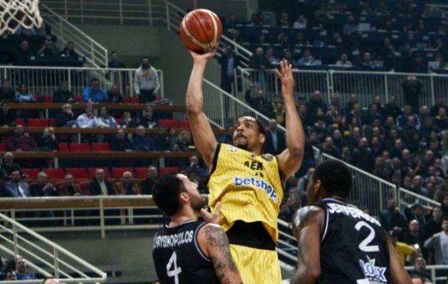 Basketball Champions League: Η ΑΕΚ απέκλεισε τον ΠΑΟΚ και πέρασε στους «8»