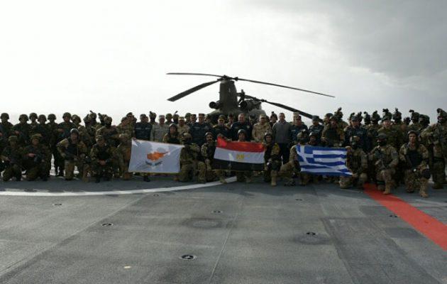 Οι ανατροπές στη Μεσόγειο και η ελληνική υψηλή στρατηγική