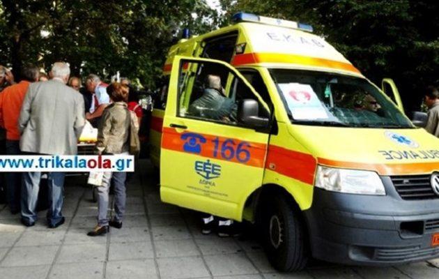 Τραγωδία στα Τρίκαλα: 15χρονος έπεσε από ταράτσα που έπαιζε με φίλο του και σκοτώθηκε