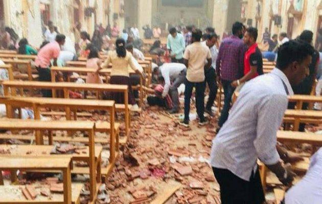 Τζιχαντιστές ανέλαβαν την ευθύνη για το μακελειό στη Σρι Λάνκα – Οι Αρχές γνώριζαν 14 ημέρες πριν