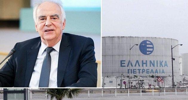 Τσοτσορός (ΕΛ.ΠΕ.): «Σε καλό δρόμο η επαναλειτουργία του πετρελαιαγωγού Θεσσαλονίκης-Σκοπίων»