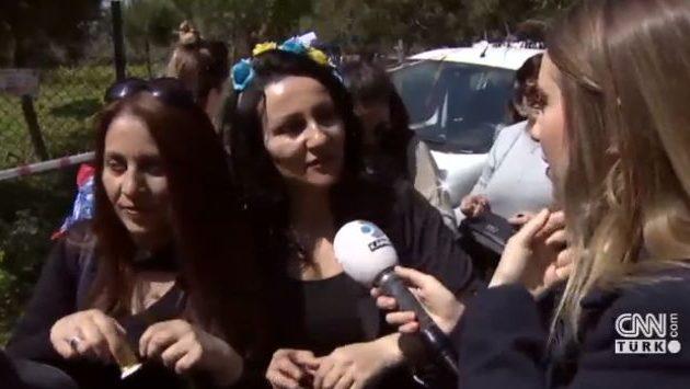 Και φέτος δεκάδες χιλιάδες Τούρκοι πήγαν για τάμα στον Άγιο Γεώργιο στην Πρίγκηπο (βίντεο)