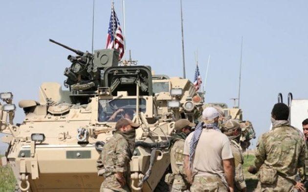 Οι Αμερικανοί στρατιώτες στη Συρία μεταφέρονται στο Ιράκ