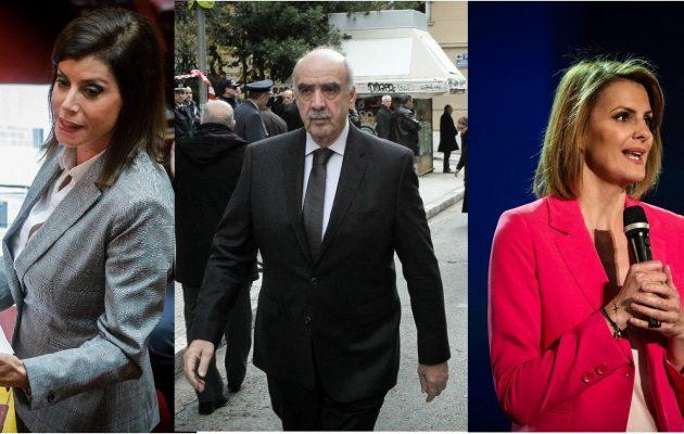 Μεϊμαράκης, Ασημακοπούλου και Μάρκου παραιτήθηκαν αφού προεισέπραξαν τον μισθό Μαΐου