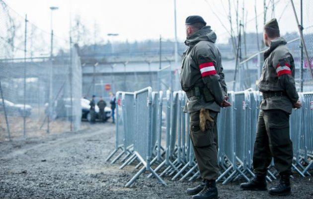 Η Αυστρία παρατείνει τους ελέγχους στα σύνορα με χώρες της ΕΕ λόγω… τζιχαντιστών