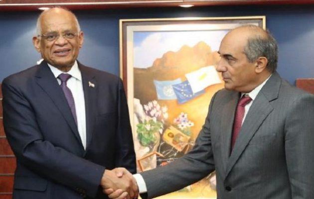 Νέα συμμαχία: Ελλάδα, Κύπρος, Αίγυπτος, Ιορδανία, Ιράκ – «Να αναβιώσει η μεγάλη παροικία της Αλεξάνδρειας»