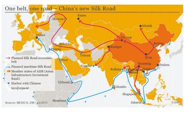 «Με τον Νέο Δρόμο του Μεταξιού οι Κινέζοι θα κατακτήσουν την Ευρώπη»