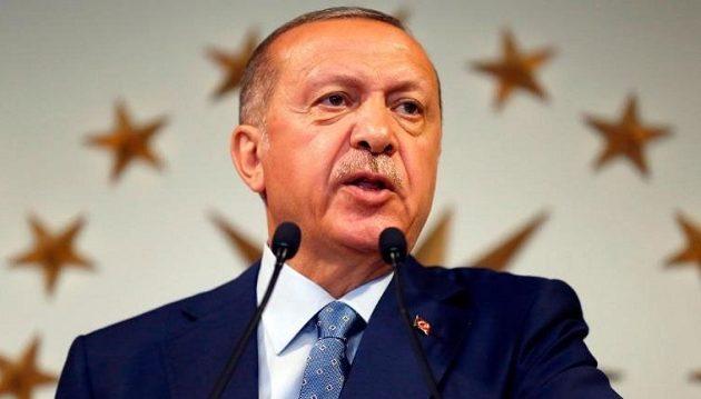 Ερντογάν: Τα αληθινά κράτη χαράσσουν τα σύνορά τους με αίμα και όχι με χάρακες