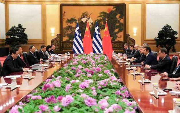 Τι συζήτησε ο Αλέξης Τσίπρας με τον Πρόεδρο και τον Πρωθυπουργό της Κίνας