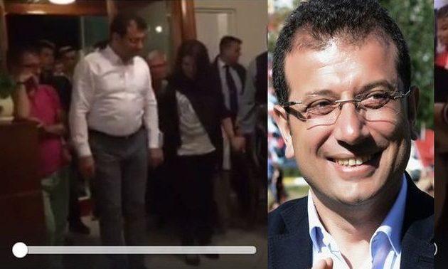 Ο Ιμάμογλου -νέος δήμαρχος Πόλης- είναι Πόντιος και χορεύει στα Γιαννιτσά (βίντεο)