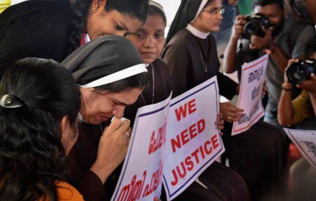 Καθολικός επίσκοπος βίαζε επί δύο χρόνια καλόγρια