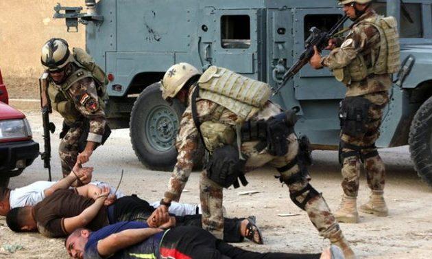Τις κοινές επιχειρήσεις ενάντια στο Ισλαμικό Κράτος ξεκίνησαν ξανά ΗΠΑ και Ιράκ