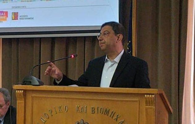 """Χρήστος Καπάταης: «Χρειαζόμαστε """"έξυπνες πόλεις"""" που θα εξυπηρετούν τους πολίτες»"""