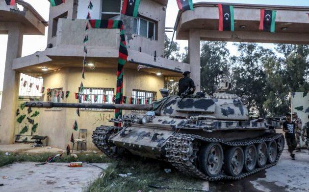 Η Γερμανία συγκαλεί διάσκεψη για τη Λιβύη χωρίς τη συμμετοχή της Ελλάδας