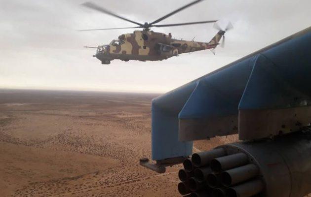 Βομβαρδίστηκαν στρατιωτικοί στόχοι της ισλαμικής κυβέρνησης στην Τρίπολη της Λιβύης