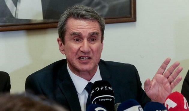 Λοβέρδος: Άθλιοι έστησαν τη σκευωρία της Novartis – Χρήματα δεν βρέθηκαν, ούτε ευρώ