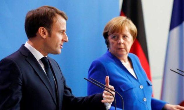 Μέρκελ και Μακρόν χαιρέτισαν τη Συμφωνία των Πρεσπών