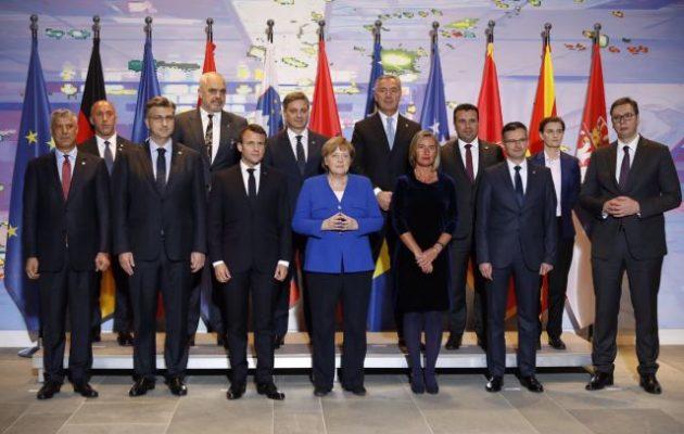 Πώς πήγε η συνάντηση για τα Δυτικά Βαλκάνια; Θα τα ξαναπούνε 1η Ιουλίου στο Παρίσι
