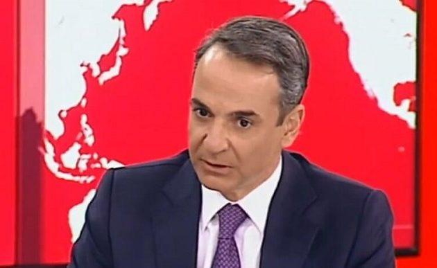 Τον ανθρωποδιώχτη έχει ο Μητσοτάκης – Έδιωξε 100.000 τηλεθεατές που δεν τον άντεξαν