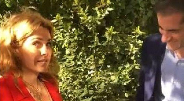 Η Τζένη Μπότση την «πέφτει» στον Μπακογιάννη- Τι έγινε Κωστάκη; (βίντεο)